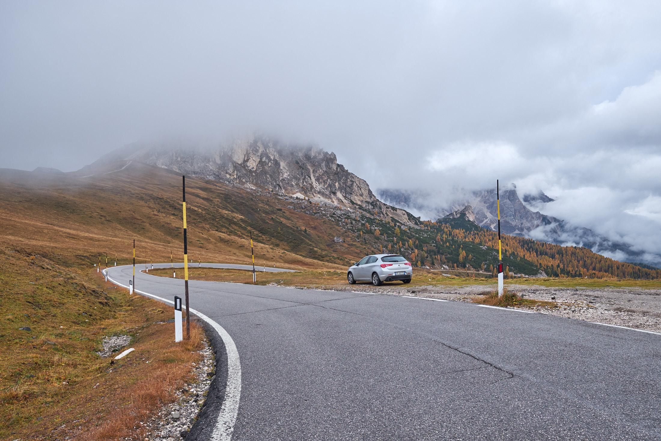 Доломитовые Альпы. Перевал Джау. 2019.