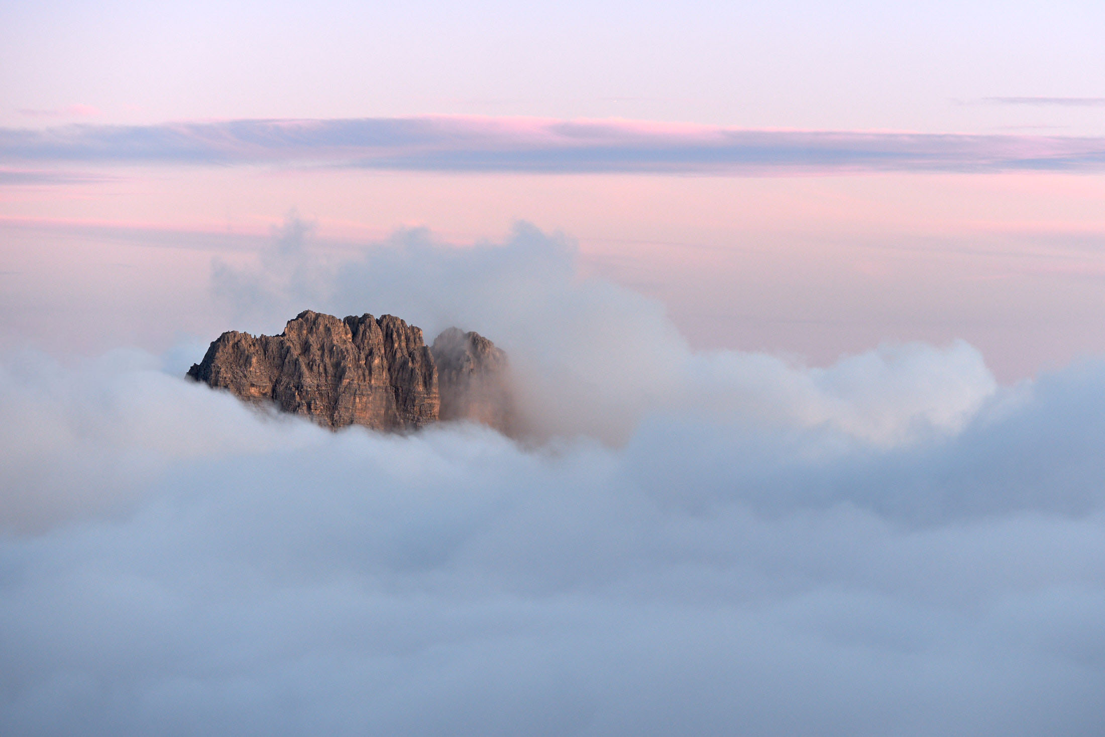 Доломитовые Альпы. Тре Чиме ди Лаваредо. 2019.