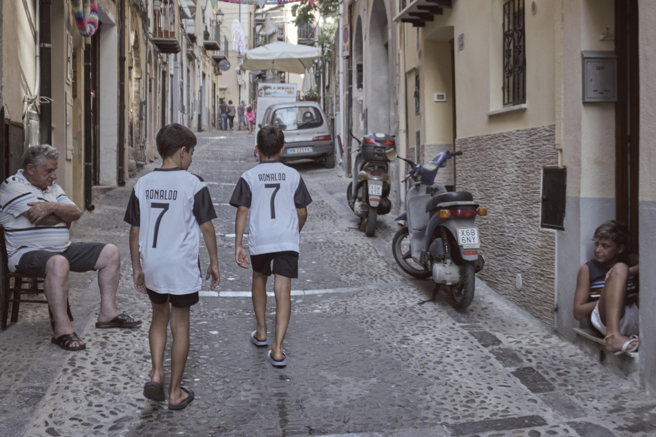 Чефалу. Сицилия. 2020.